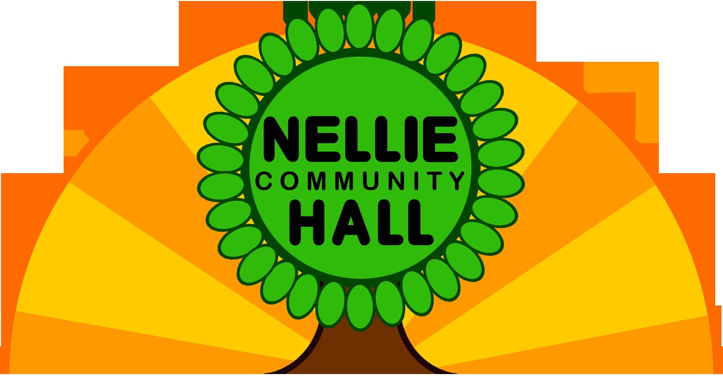 Nellie Hall Logo